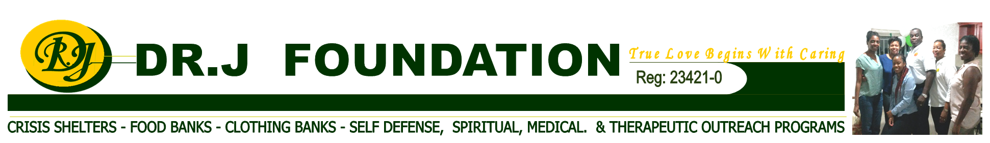 DR.J FOUNDATION